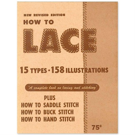 Bok How to lace engelska SB029